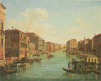 Painting of Venice - After