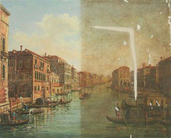 Painting of Venice - During